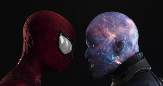 amazing spider man 2 images Amazing Spider Man 2 Hi Res Image Gallery   Meet Spideys New Friends and Foes