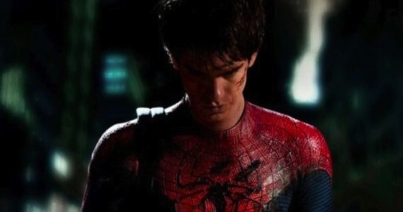 amazing spider man andrew garfield Amazing Spider Man: Lizard Concept Art  Revealed?