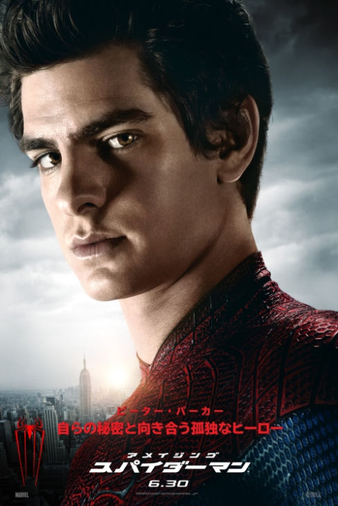 amazing spider man peter parker poster Amazing Spider Man Poster with Peter Parker
