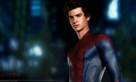 amazing spider man wallpaper peter parker 280x170 Amazing Spider Man: New Character Pics, Wallpapers, & Marc Webb Interview