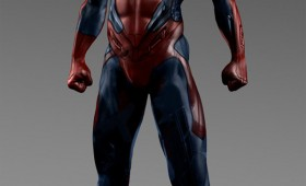 amazingspiderman2 alternatesuit1 full1 280x170 'Amazing Spider Man' Alternate Costumes Reveal What Might Have Been