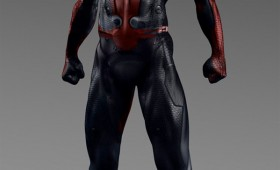 amazingspiderman2 alternatesuit2 full 280x170 'Amazing Spider Man' Alternate Costumes Reveal What Might Have Been