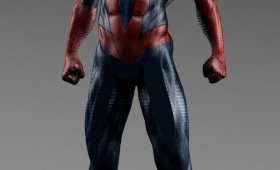 amazingspiderman2 alternatesuit3 full 280x170 'Amazing Spider Man' Alternate Costumes Reveal What Might Have Been