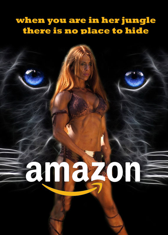 amazon poster Website Based Movies: Some (Not So) Absurd Suggestions