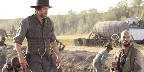 amc hell on wheels premiere anson mount common AMCs Hell On Wheels To Premiere In November