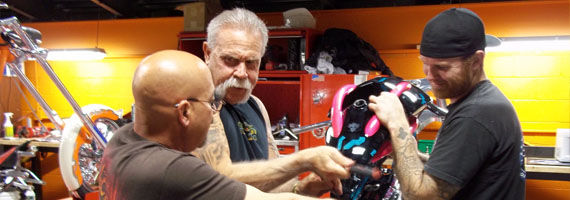 american chopper paul sr2 American Chopper Canceled (Again); Creator Talks Possible Return & Firing Paul Jr.