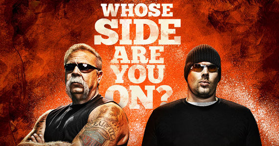 american chopper senior vs junior season 2 American Chopper: Senior vs. Junior Renewed For Season 2