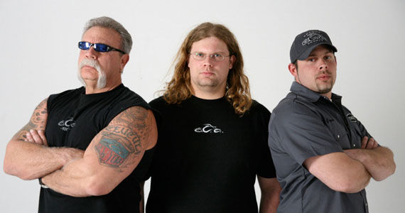 american chopper sr vs jr season 3 premiere American Chopper: Senior vs. Junior Season 3 Premiere Review & Discussion