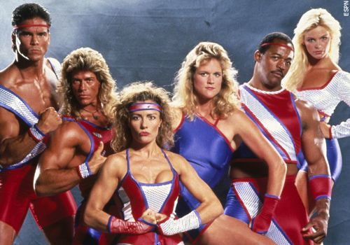 american gladiators American Gladiators: Muscles and Mayhem at the Movies?