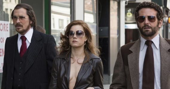 american hustle movie trailer New Trailer for David O. Russells American Hustle: Everybody Hustles to Survive