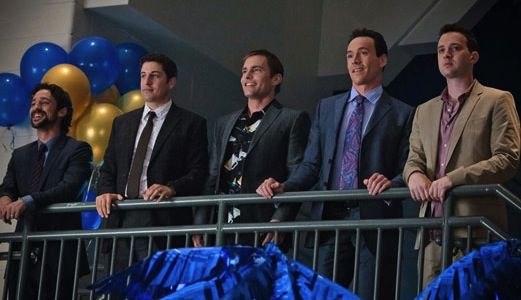 american reunion cast American Reunion Review