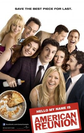 american reunion poster 271x430 American Reunion Trailer Has More Heart & Less Raunch