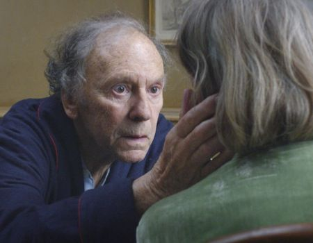 Best Picture Oscar nominee Amour