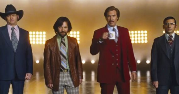 Anchorman: The Legend Continues teaser trailer