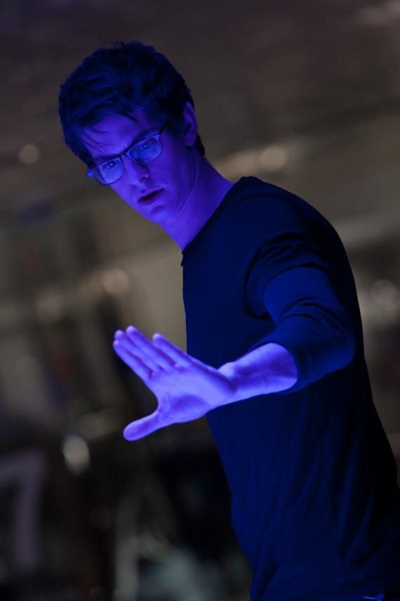 andrew garfield the amazing spider man image 4 Andrew Garfield as Peter Parker