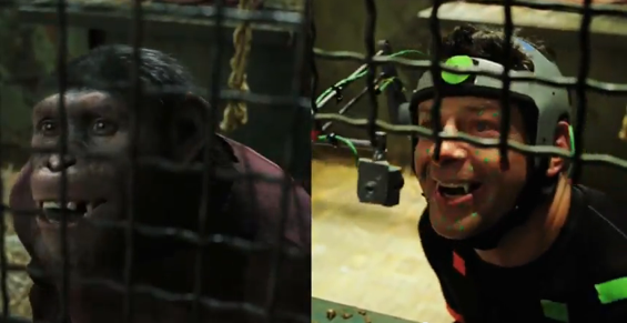 andy serkis rise planet apes sequel Fox Wants Andy Serkis To Receive Oscar Nod For Rise of the Planet of the Apes