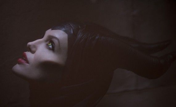 angelina jolie maleficent 570x345 Disney Planning Live Action Beauty and the Beast Movie