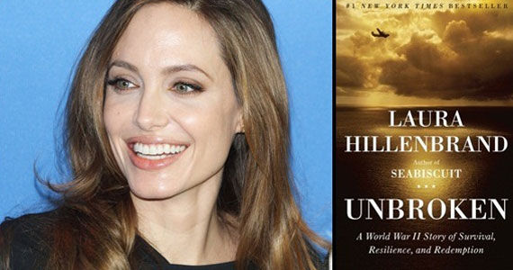 angelina jolie unbroken c v Angelina Jolies Unbroken Adaptation Snags Coen Brothers as Writers
