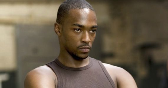 anthony mackie falcon captain america 2 Captain America 2: Anthony Mackie Talks Falcon Workout & Origins