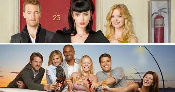 apartment 23 happy endings combo Happy Endings & Dont Trust the B Get Pulled from ABCs March Schedule