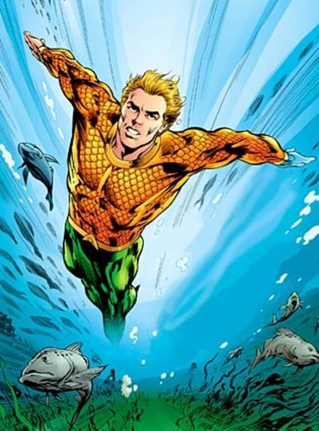 aquaman1 Aquaman & The Flash Movies Moving (Sort of) Forward