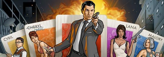 archer season 3 renewal announcement FX To Announce Justified & Archer Season 3 Renewals