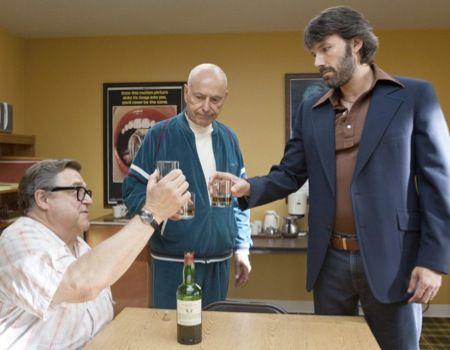 Best Picture Oscar nominee Argo