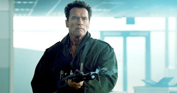 arnold schwarzenegger ten david ayer Arnold Schwarzenegger to Headline Drug Cartel Thriller, Ten