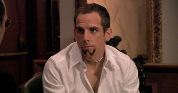 Arrested Development - Ben Stiller as Tony Wonder