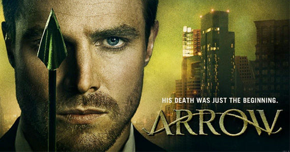 arrow keyart closeup Arrow Season 2 Premiere Date Revealed