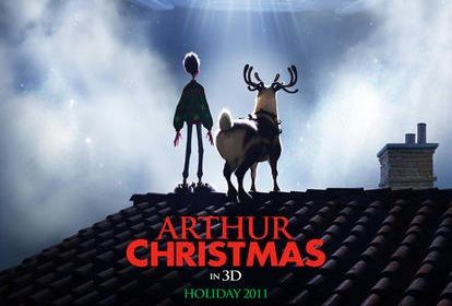 arthur christmas movie poster 02 thumb Screen Rants (Massive) 2011 Movie Preview