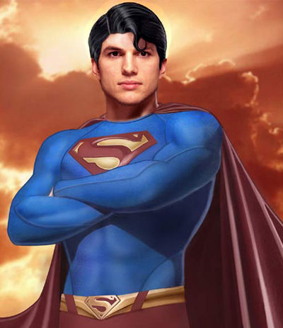 ashton kutcher superman Dodged Bullets: 14 Actors Who Were Almost Superheroes