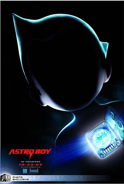 astro boy poster The Latest Batch O Movie Posters