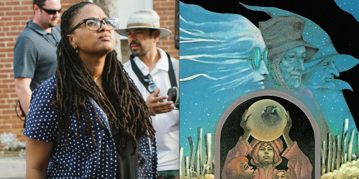 A Wrinkle in Time Movie  Everything We Know   Den of Geek Madeleine L Engle