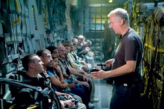 avatar empire james cameron directing image Cameron Writing Avatar Prequel...Book