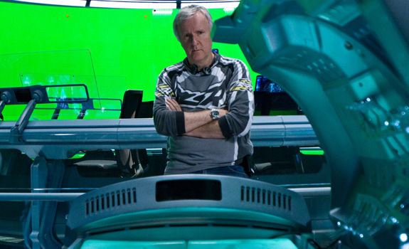 avatar james cameron Camerons Talks Avatar 2, Bad 3D & Spider Man Reboot
