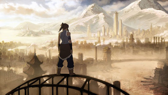 avatar legend of korra series Avatar: The Last Airbender Gets New Series