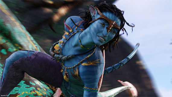 avatar spoilers zoe saldana Avatar Spoilers Discussion