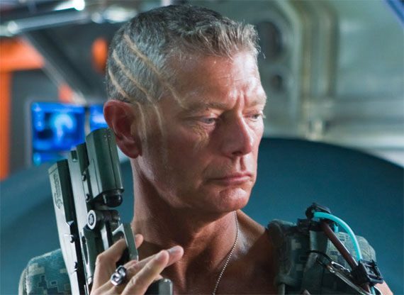 avatar stephen lang as colonel quaritch Stephen Lang Talks Conan & Khalar Singhs Awesome Weapon