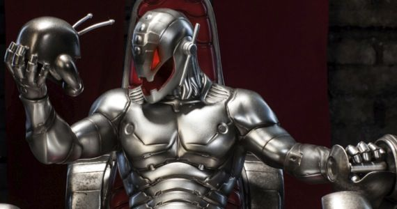 Ultron to be featured in The Avengers sequel