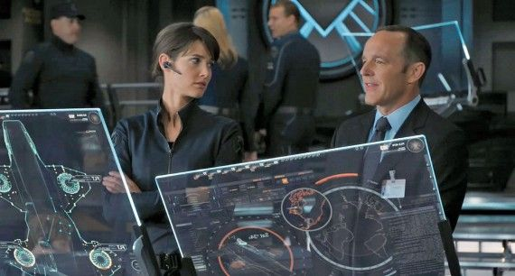 avengers 2209 570x306 The Avengers Video Interview: Clark Gregg and Cobie Smulders
