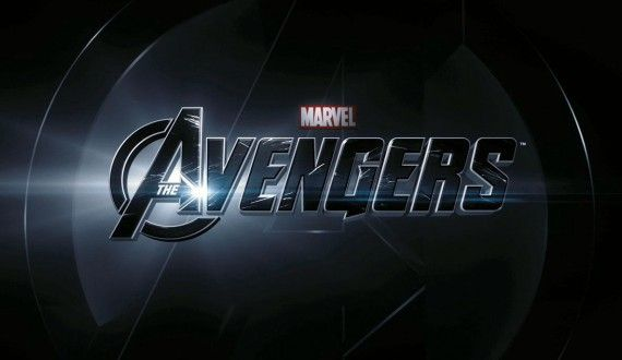 avengers 2399 570x330 The Avengers movie trailer logo