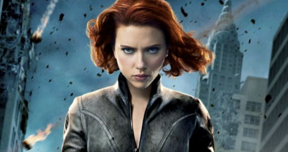 avengers age ultron black widow Avengers 2: James Spader on Ultron; Scarjo Talks Taking it to the Streets
