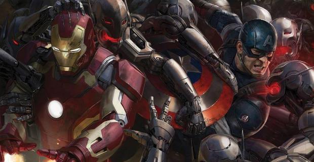'Avengers: Age of Ul...