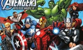 avengers assemble cartoon 280x170 Marvel Cancels 'Avengers: Earth's Mightiest Heroes' in Favor of 'Avengers Assemble'