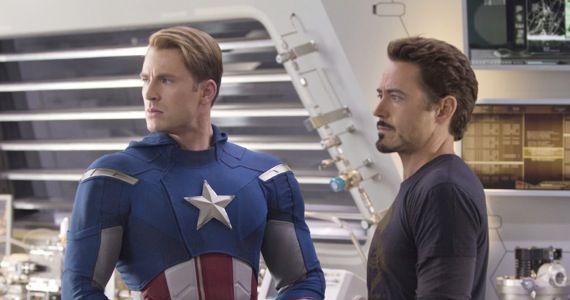 avengers german trailer Captain America & Iron Man Share Leadership Duties in The Avengers 2