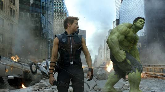 avengers hawkeye hulk The Avengers Adding Secret Scene & Kevin Feige Talks Marvel Movie Future [Updated]