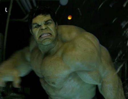 The Avengers - The Incredible Hulk