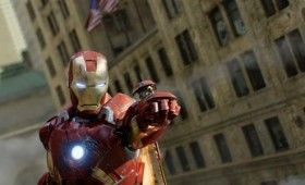 avengers iron man laser 280x170 The Avengers: Loki Clip, Featurette & New Photo Gallery