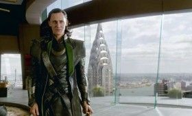 avengers loki tony stark 280x170 The Avengers: Loki Clip, Featurette & New Photo Gallery